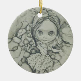 Ornamento De Cerâmica Produtos da boneca de Blythe