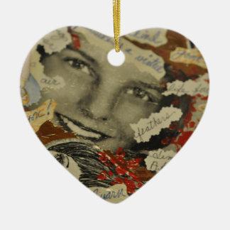 Ornamento De Cerâmica Produtos da colagem