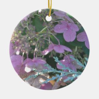 Ornamento De Cerâmica Produtos florais