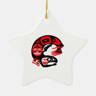 Ornamento De Cerâmica Prosperidade pacífica