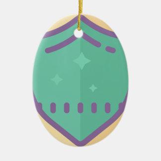 Ornamento De Cerâmica Proteção do protetor