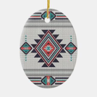 Ornamento De Cerâmica Refinado a sudoeste