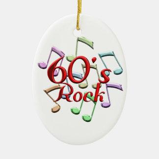 Ornamento De Cerâmica rocha 60s