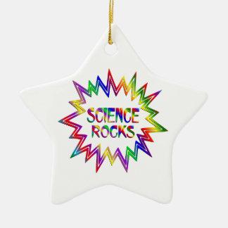 Ornamento De Cerâmica Rochas da ciência