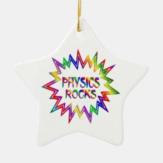 Ornamento De Cerâmica Rochas da física