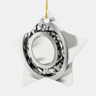 Ornamento De Cerâmica Rolamento de esferas