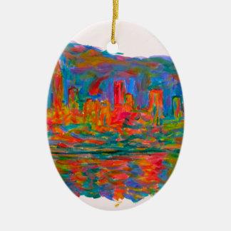 Ornamento De Cerâmica Rolamento em New York