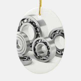 Ornamento De Cerâmica Rolamentos de esferas com tamanhos diferentes