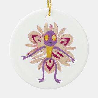 Ornamento De Cerâmica Rönn o amigo do espaço