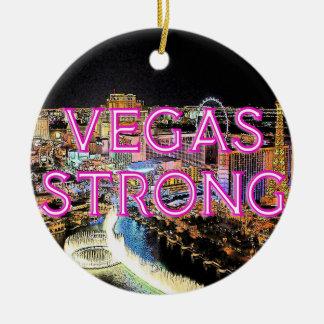 Ornamento De Cerâmica Rosa forte de Vegas