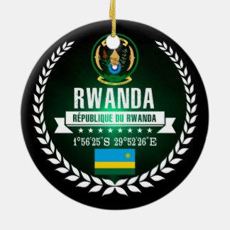 Ornamento De Cerâmica Rwanda