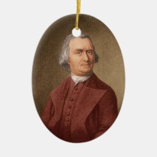 Ornamento De Cerâmica Samuel Adams