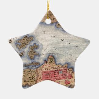Ornamento De Cerâmica San Juan 1770