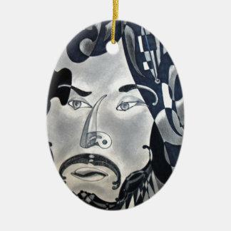 Ornamento De Cerâmica Sansonetti Homem (1977)