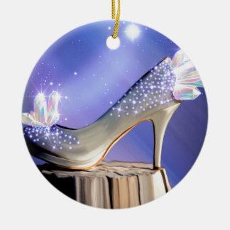 Ornamento De Cerâmica Se os ajustados dos calçados