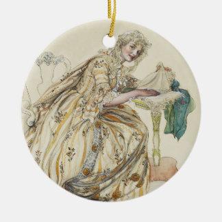 Ornamento De Cerâmica Segredo do Natal