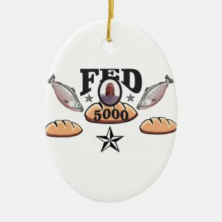 Ornamento De Cerâmica senhor 5000 alimentado