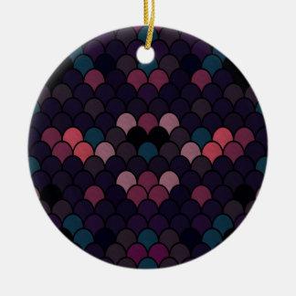 Ornamento De Cerâmica sereia X