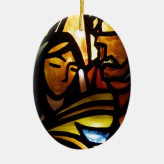 Ornamento De Cerâmica seu nome será Emmanuel