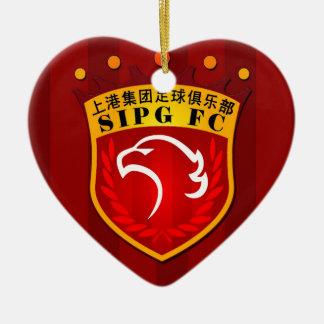 Ornamento De Cerâmica Shanghai SIPG F.C.