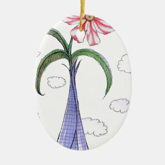 Ornamento De Cerâmica ShardArt 2 por Tony Fernandes