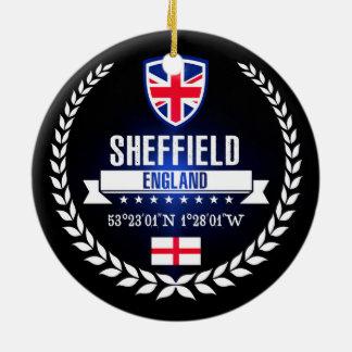 Ornamento De Cerâmica Sheffield