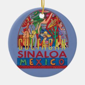 Ornamento De Cerâmica SINALOA México