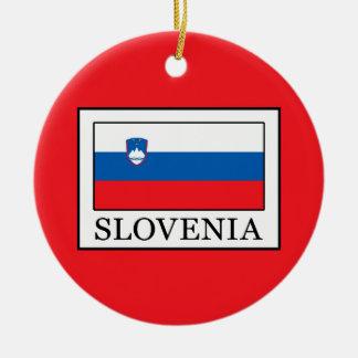 Ornamento De Cerâmica Slovenia