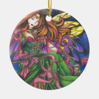 Ornamento De Cerâmica Sonhador