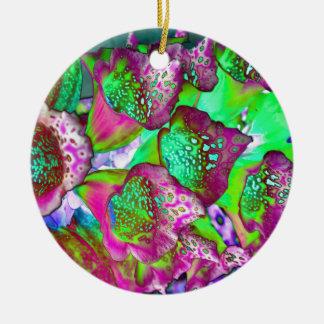 Ornamento De Cerâmica sonho da cor