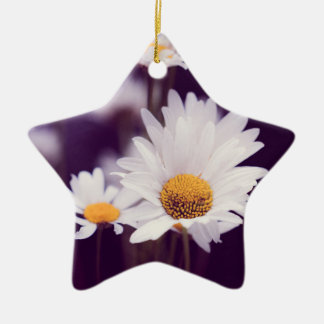 Ornamento De Cerâmica Sonhos da camomila