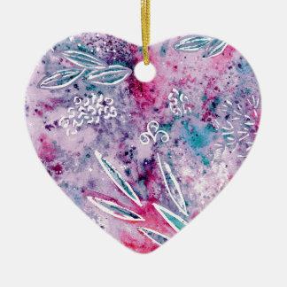 Ornamento De Cerâmica Sonhos do primavera
