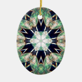 Ornamento De Cerâmica Sorte das flores irlandesas