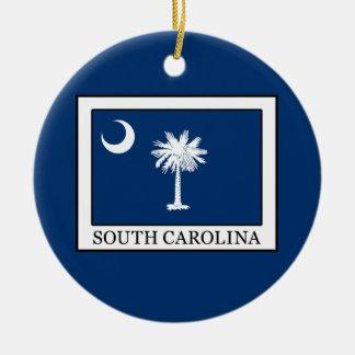 Ornamento De Cerâmica South Carolina