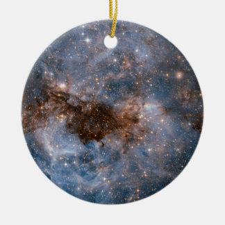 Ornamento De Cerâmica Spectacular da galáxia da astronomia de espaço do