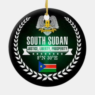 Ornamento De Cerâmica Sudão sul