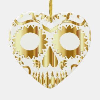 Ornamento De Cerâmica sugar-skull-1782019