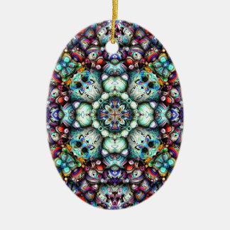 Ornamento De Cerâmica Superfícies estruturais da simetria
