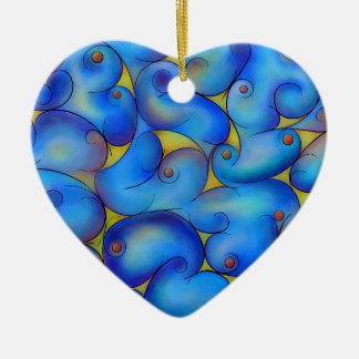 Ornamento De Cerâmica Supliussa - Via Láctea