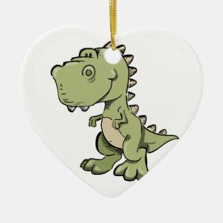 Ornamento De Cerâmica T-Rex
