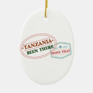 Ornamento De Cerâmica Tanzânia feito lá isso