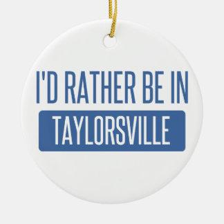 Ornamento De Cerâmica Taylorsville