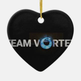 Ornamento De Cerâmica TeamVortex