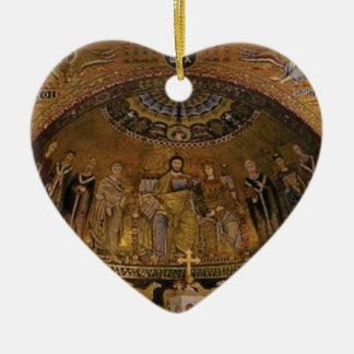 Ornamento De Cerâmica Templo do arco da abóbada da igreja