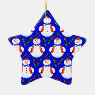 Ornamento De Cerâmica tempo da alegria do Natal
