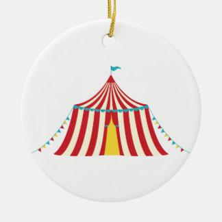 Ornamento De Cerâmica Tenda do circus