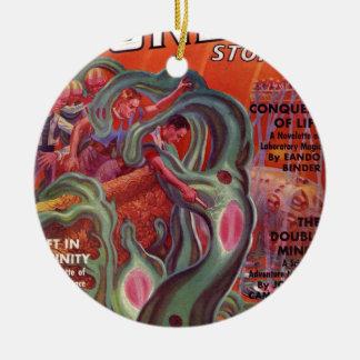 Ornamento De Cerâmica Tentáculos viscosos