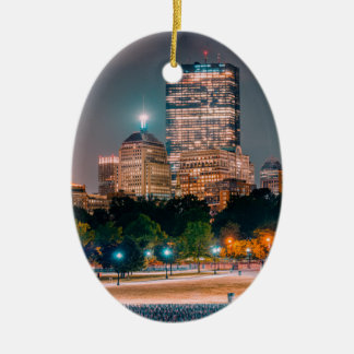 Ornamento De Cerâmica Terra comum de Boston