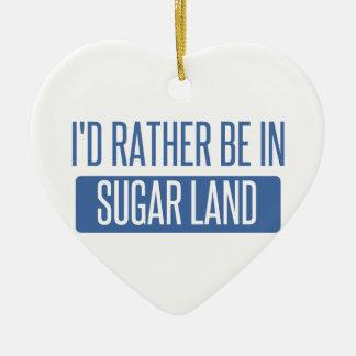 Ornamento De Cerâmica Terra do açúcar