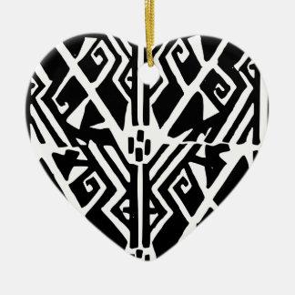 Ornamento De Cerâmica Teste padrão grego
